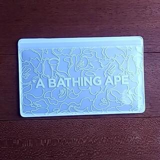 A BATHING APE - 新品 エイプ マスク&マスクケース