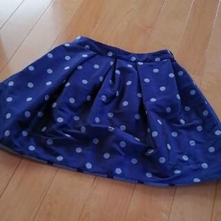 ドーリーガールバイアナスイ(DOLLY GIRL BY ANNA SUI)のドーリーガール リバーシブルスカート(ミニスカート)