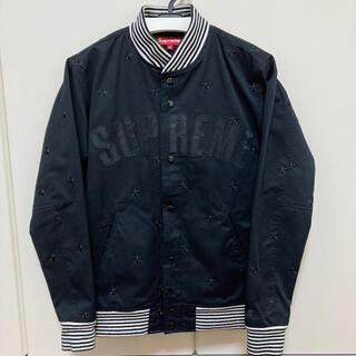 シュプリーム(Supreme)のSupreme STARS Varsity Jacket 08ss(スタジャン)