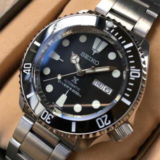 セイコー(SEIKO)のセイコースポーツSRPD51K1 セイコー5 MOD カスタム(腕時計(アナログ))