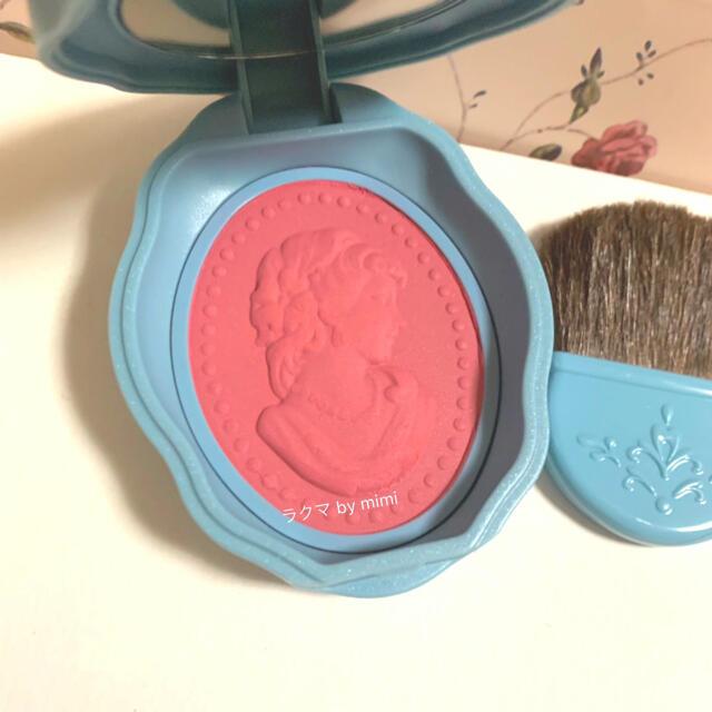 Les Merveilleuses LADUREE(レメルヴェイユーズラデュレ)の未使用 プレストチーク N101 LADUREE コスメ/美容のベースメイク/化粧品(チーク)の商品写真