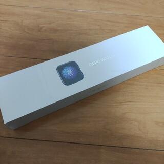 オッポ(OPPO)の新品未開封 OPPO Watch 41mm シルバーミスト(腕時計(デジタル))