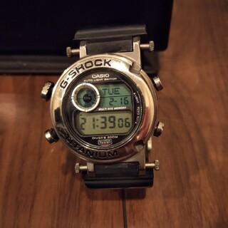 ジーショック(G-SHOCK)のg-shock FROGMAN DW-9900 フロッグマン ベゼル無し(腕時計(デジタル))