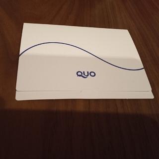 クオカードの封筒 1枚(その他)