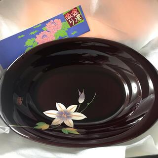 会津塗り 菓子鉢(その他)
