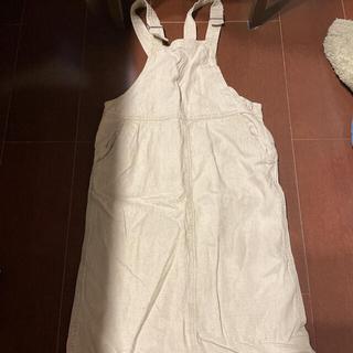 チャオパニックティピー(CIAOPANIC TYPY)のワンピース サロペット ジャンパースカート(スカート)
