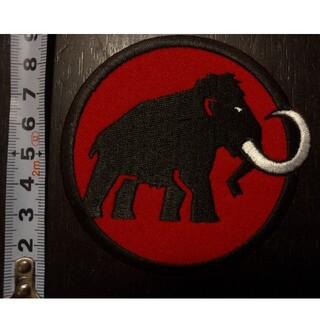 マムート(Mammut)のMAMMUT(マムート)  アイロンワッペン(登山用品)