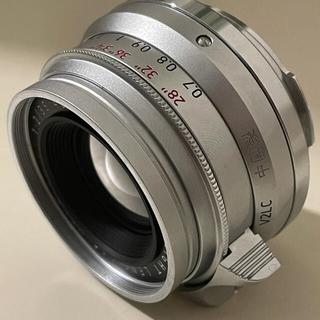 LEICA - Leica 8枚玉 summicron 35mm f2 初代 コピー