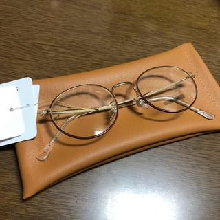 ユナイテッドアローズ(UNITED ARROWS)のアローズ 購入 ファッションメガネ(サングラス/メガネ)