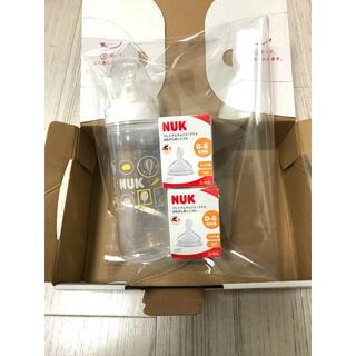 ヤヌーク(YANUK)のNUK 哺乳瓶セット(哺乳ビン)