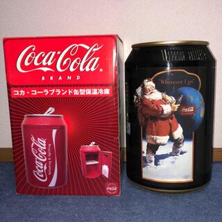 コカコーラ(コカ・コーラ)のコカコーラブランド 缶型保温冷庫(冷蔵庫)