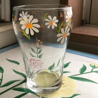 昭和レトロ マーガレットグラス アデリアグラス (ガラス)