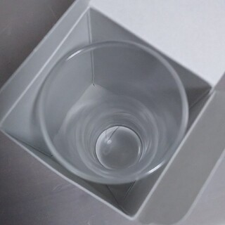トウヨウササキガラス(東洋佐々木ガラス)の【未使用品】東陽佐々木ガラス 冷酒グラス(グラス/カップ)