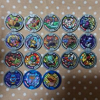 バンダイ(BANDAI)の妖怪ウォッチ 妖怪メダル 18枚セット(その他)