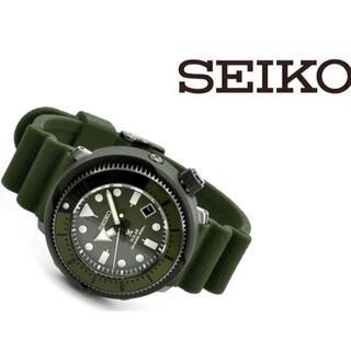 セイコー(SEIKO)のSEIKO PROSPEX ソーラー逆輸入(腕時計(アナログ))