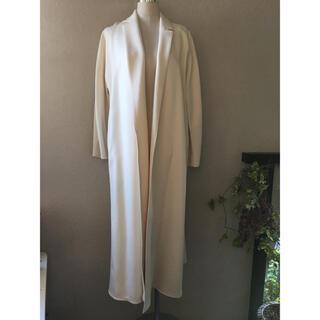 Drawer - マディソンブルーロングホワイトコート新品