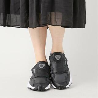 アディダス(adidas)の定13200円!Web限定!アディダスファルコンRX高級スリッポンスニーカー(スニーカー)