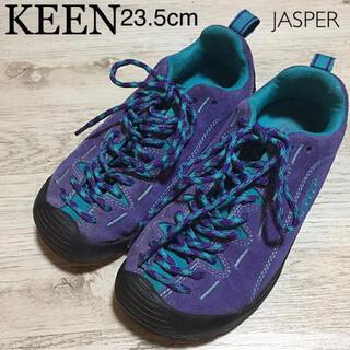 キーン(KEEN)のKEEN JASPER レディース 23.5cm トレッキング 靴 シューズ(スニーカー)