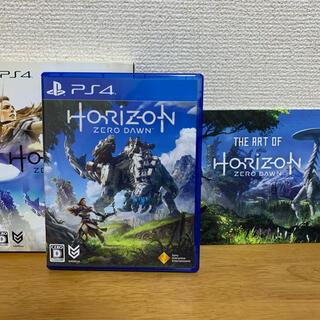 ソニー(SONY)のHorizon Zero Dawn(ホライゾン ゼロ・ドーン)(初回限定版) (家庭用ゲームソフト)