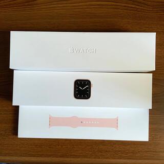 Apple - Apple Watch Series5 44mm