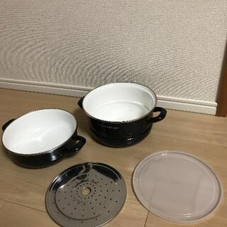 ディーンアンドデルーカ(DEAN & DELUCA)のDEAN&DELUCA キャセロール鍋(鍋/フライパン)