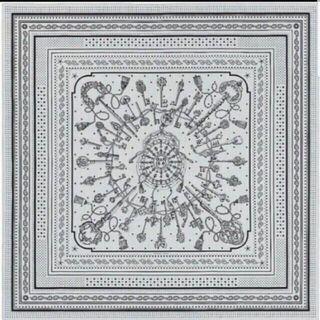 エルメス(Hermes)の 新品 エルメス バンダナ カシシル カシミアシルク(バンダナ/スカーフ)
