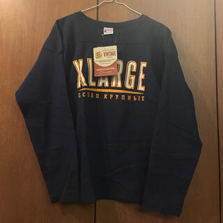 XLARGE - 新品未使用 チャンピオン×XLARGE シャツ