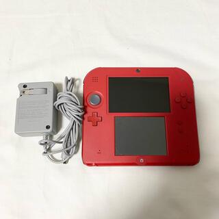ニンテンドー2DS(ニンテンドー2DS)のNintendo  ニンテンドー 2DS 本体(携帯用ゲーム機本体)