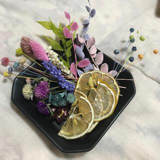 〈D-1〉Deluxe flowers box(ドライフラワー)