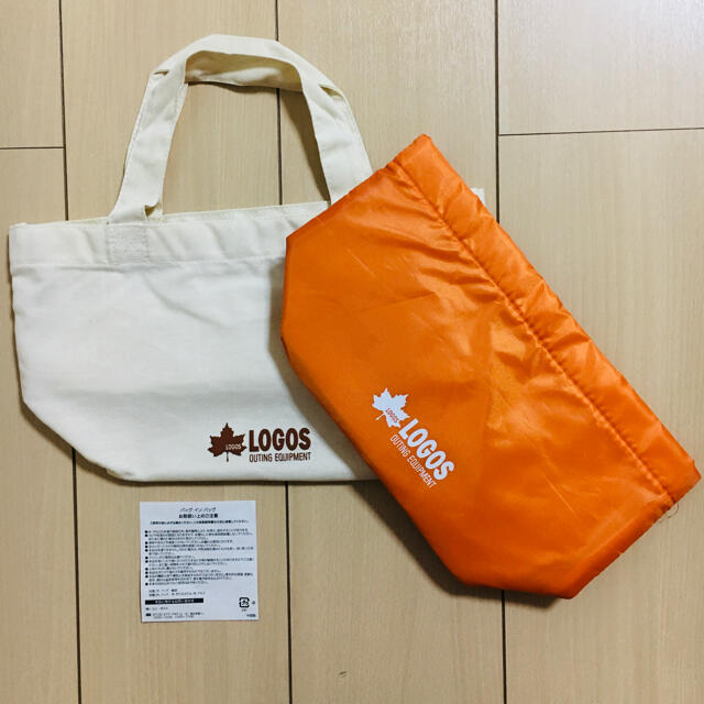 LOGOS(ロゴス)のLOGOS ロゴス トートバッグ&保冷バッグインバッグ メンズのバッグ(トートバッグ)の商品写真