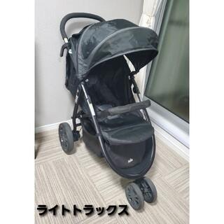 KATOJI - 値下げ joie ベビーカー LiteTrax ライトトラックス ブラック