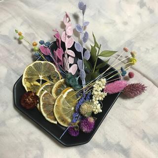 〈D-2〉Deluxe flowers box(ドライフラワー)
