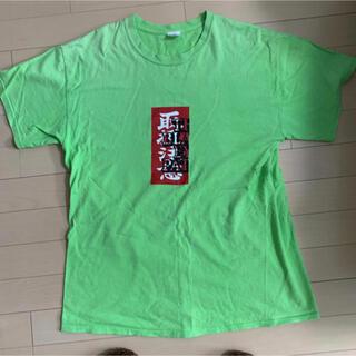 エルエイチピー(LHP)のblack eye patch tシャツ(Tシャツ/カットソー(半袖/袖なし))
