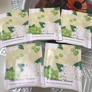 セイカツノキ(生活の木)の数量限定★生活の木 おいしいハーブティー  エルダーフラワーマスカット TB5袋(茶)