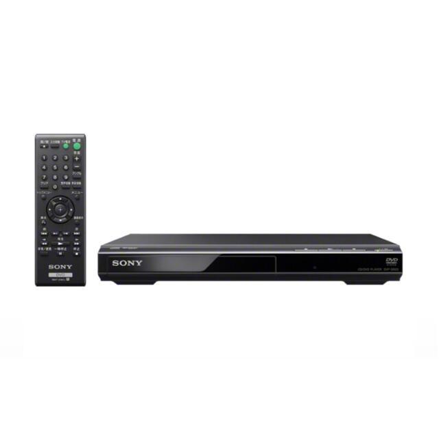 SONY(ソニー)のDVDプレーヤー SONY DVP-SR20 スマホ/家電/カメラのテレビ/映像機器(DVDプレーヤー)の商品写真