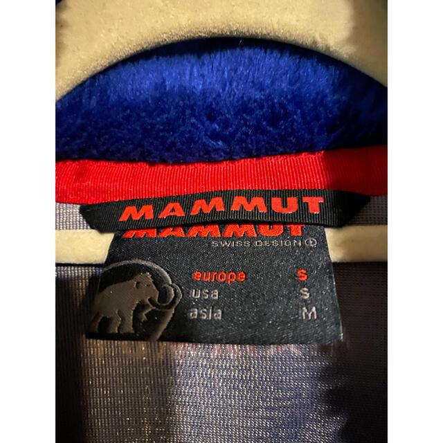 Mammut(マムート)の廃盤 美品 MAMMUT(マムート)フリース ゴブリンジャケット M スポーツ/アウトドアのアウトドア(登山用品)の商品写真