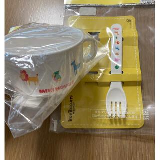 mikihouse - ミキハウス フォーク、スープカップ