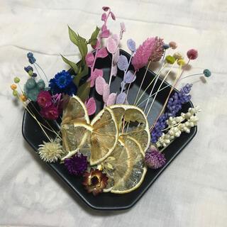 〈D-4〉Deluxe flowers box(ドライフラワー)