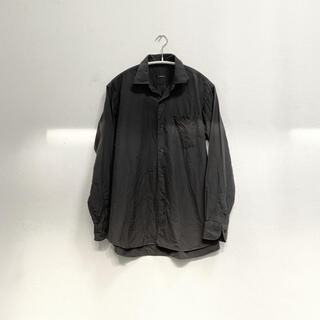 コモリ(COMOLI)のcomoliコモリ 長袖シャツ サイズ0 レディース(シャツ/ブラウス(長袖/七分))