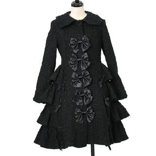 アンジェリックプリティー(Angelic Pretty)のアンジェリックプリティ♡ロングコート♡コート♡ジャンパースカート♡ワンピース(ロングコート)