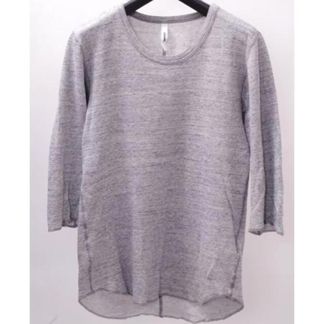 ATTACHIMENT(アタッチメント)のアタッチメント サーマル 七分袖 カットソー tシャツ パーカー スニーカー メンズのトップス(Tシャツ/カットソー(七分/長袖))の商品写真
