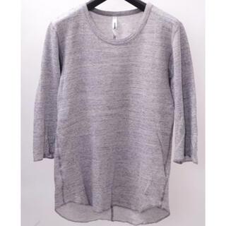 ATTACHIMENT - アタッチメント サーマル 七分袖 カットソー tシャツ パーカー スニーカー