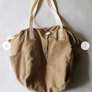 Hender Scheme - エンダースキーマ functional tote bag