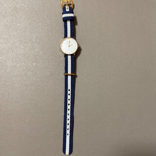 ダニエルウェリントン(Daniel Wellington)の[美品] DW ダニエルウェリントン Classy Glasgow 26㎜(腕時計)
