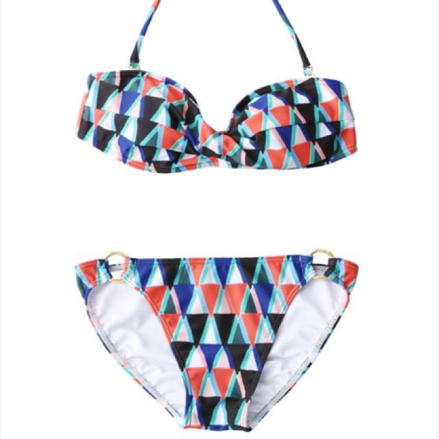 MURUA(ムルーア)の新品MURUAマルチ柄ビキニ♡ レディースの水着/浴衣(水着)の商品写真