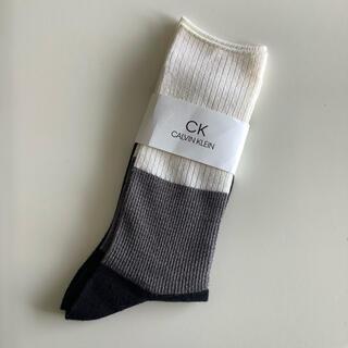 シーケーカルバンクライン(ck Calvin Klein)のCalvin Klein men's 靴下 カルバンクライン(ソックス)
