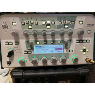 コルグ(KORG)のKemper Profiling Amplifier パワーアンプなし(ギターアンプ)