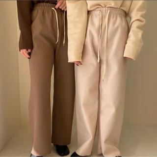Kastane - lawgy cotton rafu pants