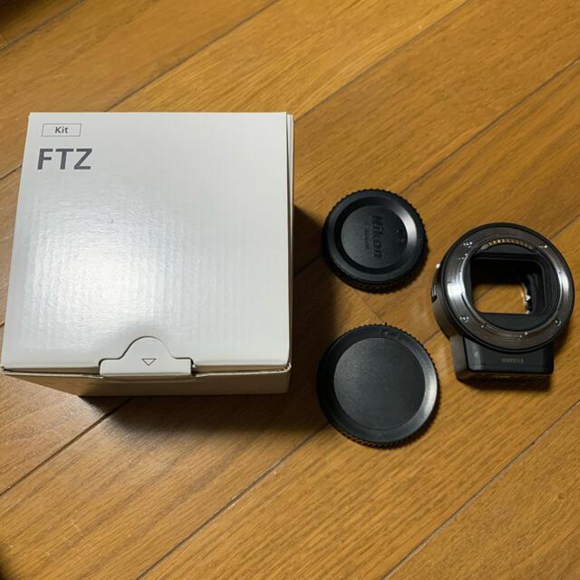 Nikon(ニコン)の日本製 ニコン nikon z6 z7 z50 用マウントアダプター FTZ  スマホ/家電/カメラのカメラ(ミラーレス一眼)の商品写真