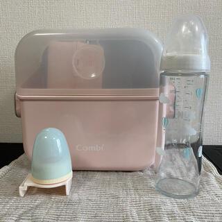 combi - 除菌じょーず 哺乳瓶 紙パック用乳首のセット